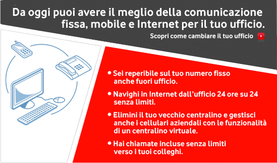 Vodafone Rete Unica Su Misura.Vodafone Rete Unica Se La Conosci La Eviti Paoblog Net