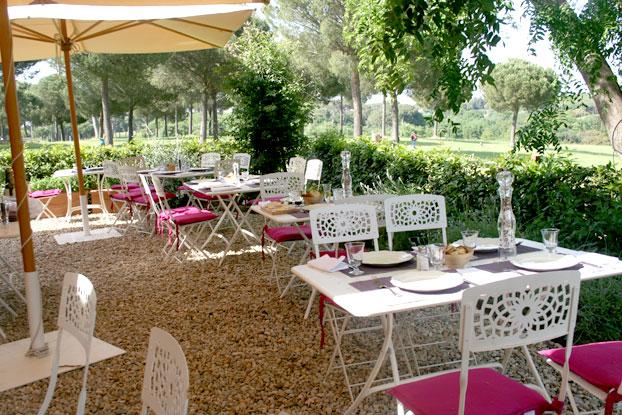 Ristorante Via Di Villa Pamphili