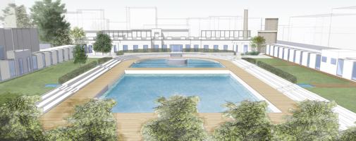 Piscina for Milano piscina argelati