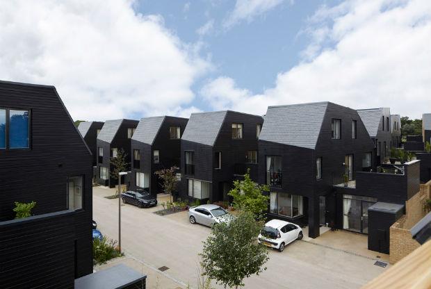 Il progetto newhall reinventa l architettura delle for Ville architetti famosi