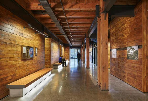 """Uno dei 10 edifici più """"verdi"""" del mondo: il federal center south ..."""