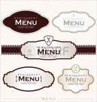 ristorante menù