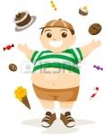 obesità bambino