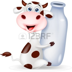 latte mucca
