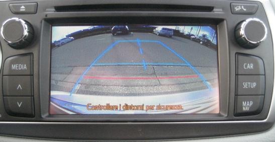 telecamera yaris