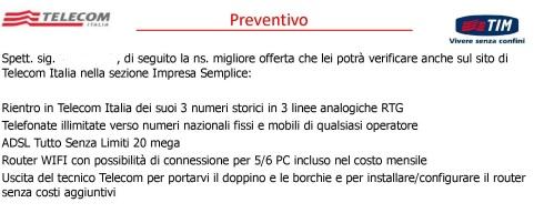 Offerta Telecom