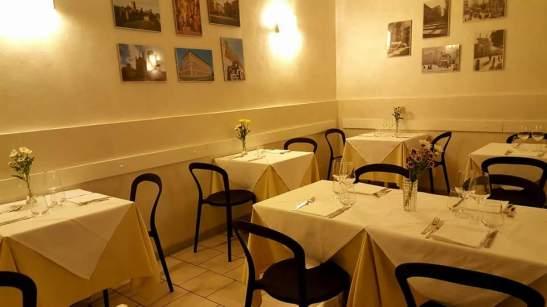 Il ristorante: Osteria Carducci a Piacenza
