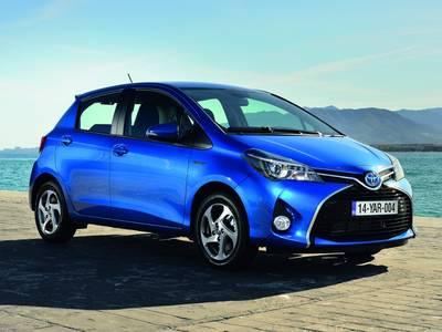 Toyota richiama la Yaris: pericolo di distacco degli ammortizzatori anteriori